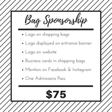 Bag Sponsorship
